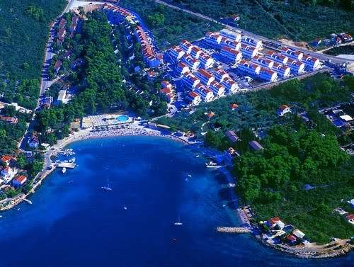 Apartments Croatia Apartments Venera Necujam Island
